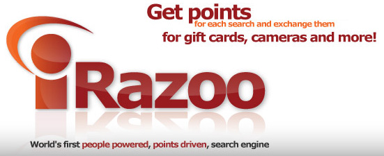 Социальный поисковик iRazoo