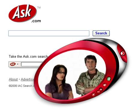 Google продлил договор с Ask.com