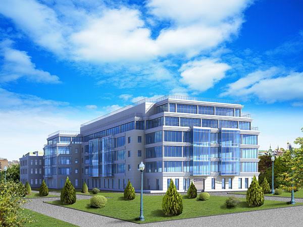 Новая штаб-квартира Яндекса