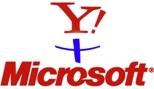 Yahoo!&Microsoft